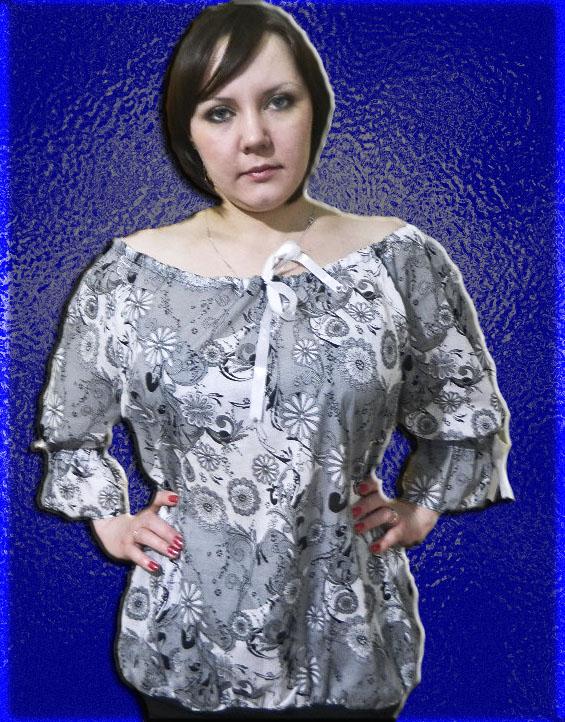 Женские блузки купить из батиста